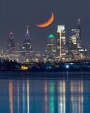 Cresent-moon-set-Philadelphia-November-2018-71