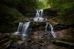 Ricketts Glen Waterfalls September 2015-166