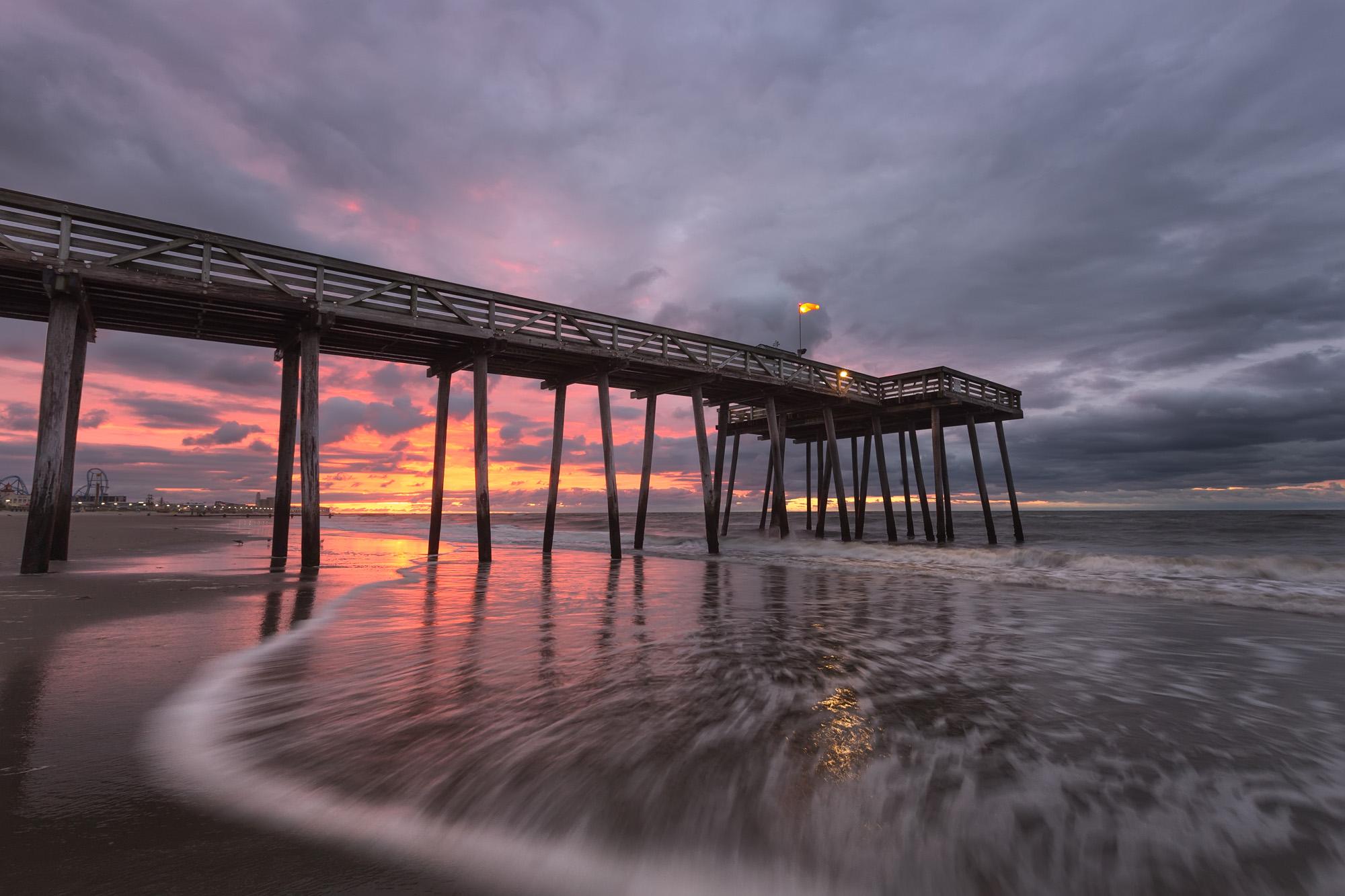 Ocean City Nj Photographers Boardwalk. Ocean City Beach